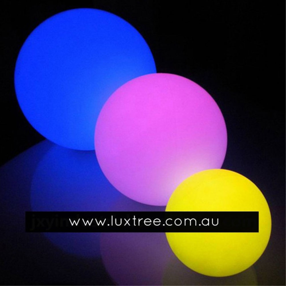 new product 7e5d5 e3bd5 LED Glow Balls - Luxtree