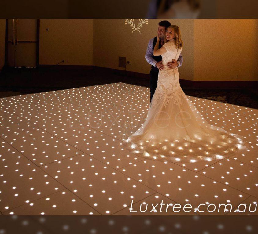 Starlit LED Dancefloor