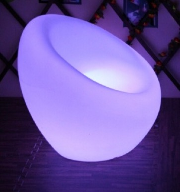 LED Glow Seats
